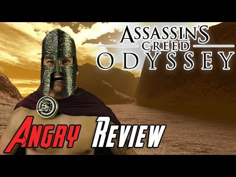 Assassin's Creed: Odyssey Angry Review - YouTube video thumbnail