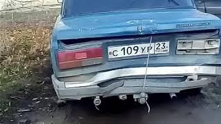 Краснодар две машины разбили  жопу