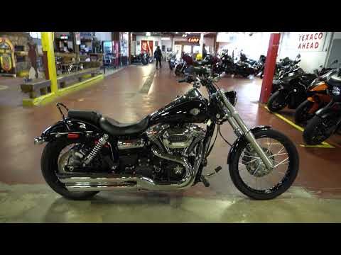 2016 Harley-Davidson Wide Glide® in New London, Connecticut - Video 1