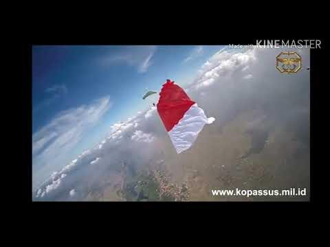 PEMECAH REKOR!! Pengibaran bendera terbesar di indonesia 🇮🇩