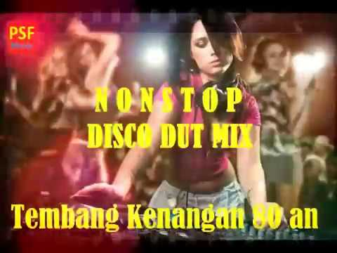 Nonstop Disco Dangdut Mix Terbaru 2018 - Tembang Kenangan 80an Mp3