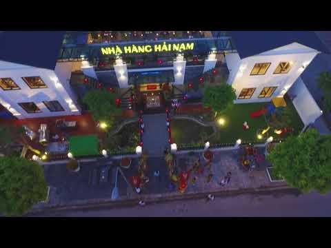 View toàn cảnh Nhà hàng Hải Nam