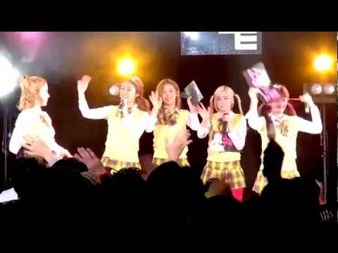 Crayon Pop - 1, 2, 3, 4 (Jap. Version)