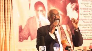 preview picture of video 'Xuskii 11-aad ee Dhimashadii Madaxweynihii Hore Somaliland Cigaal'