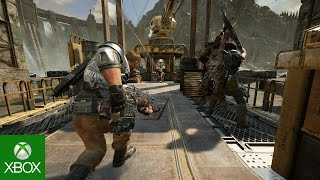Gears of War 4 Versus Multiplayer Gameplay Trailer