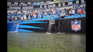 NFL Terrible Weather Games || HD