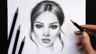 Important Drawing TIPS for Beginners - What Pencils You Should Use?