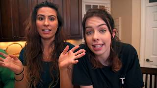 SISTER VS. SISTER COOKING CHALLENGE