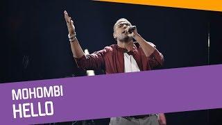 Musik-Video-Miniaturansicht zu Hello Songtext von Mohombi