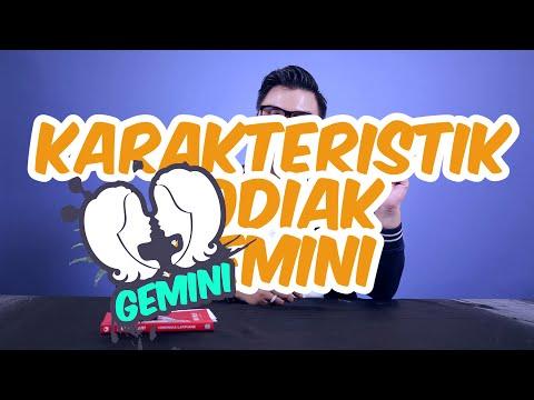 Video Karakter Zodiak Gemini - Ramalan Bintang
