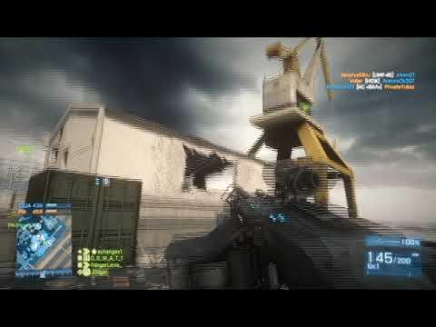 Battlefield 3 Multiplayer (Roses imanbek remix) Epic or Fails