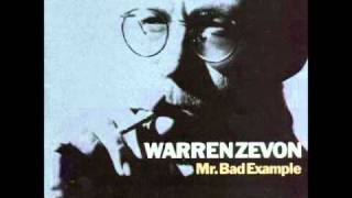 Warren Zevon - Mr. Bad Example