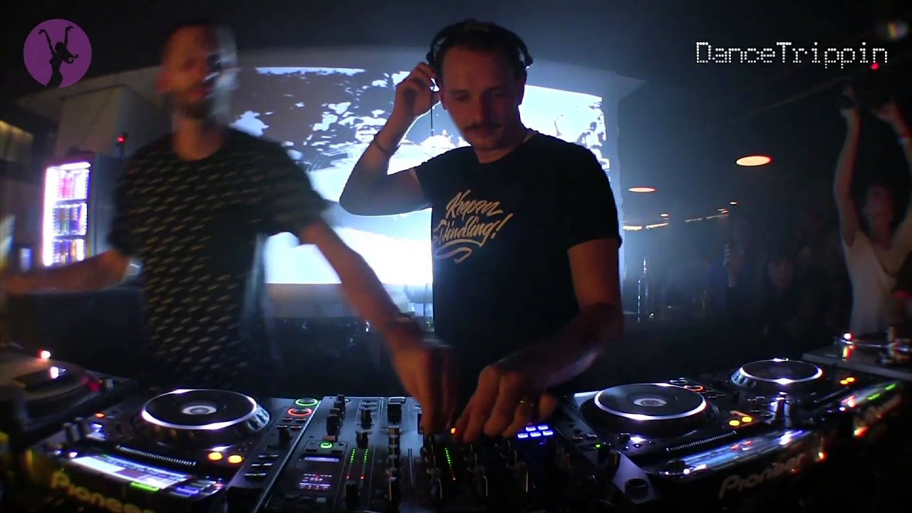 Detroit Swindle - Live @ I'm a House Gangster x Amsterdam Dance Event 2014