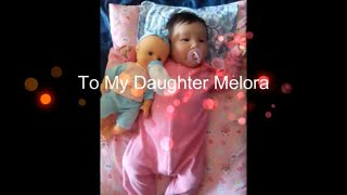 Most Emotional Poem | Spoken Poetry | Poems For Soul | Birthday Poem | To My Daughter Melora.