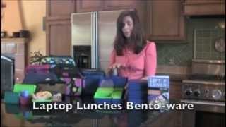 Laptop Lunches Bento-ware - Demo