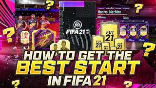 HOW TO GET THE BEST START ON FIFA 21 ULTIMATE TEAM?! TOP 5 TRADER IN THE WORLD TIPS!