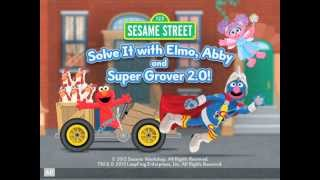 Sesame Street: Solve It with Elmo, Abby and Super Grover 2.0 - Learning Game for Kids | LeapFrog