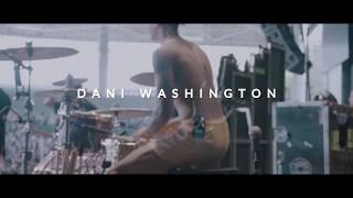 Dani Washington of Neck Deep (Gold Steps - Drum Cam)