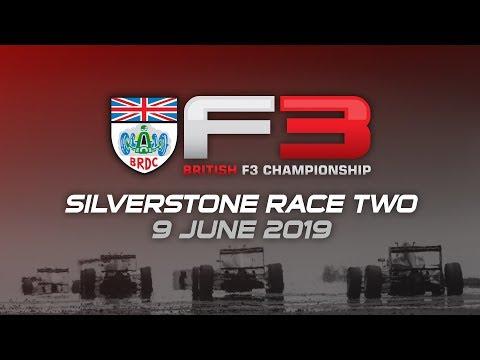Race two - Silverstone 2019