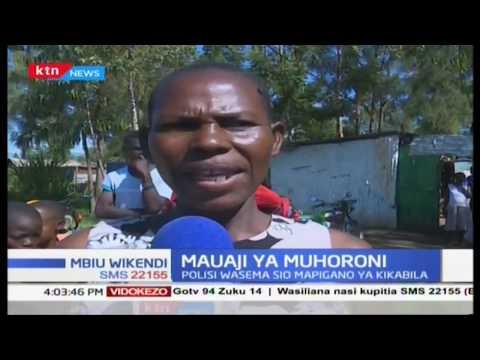 Msako wa kumtafuta jamaa anayedhaniwa kumuua mtu mmoja yaendelea katika kaunti za Nandi na Kisumu