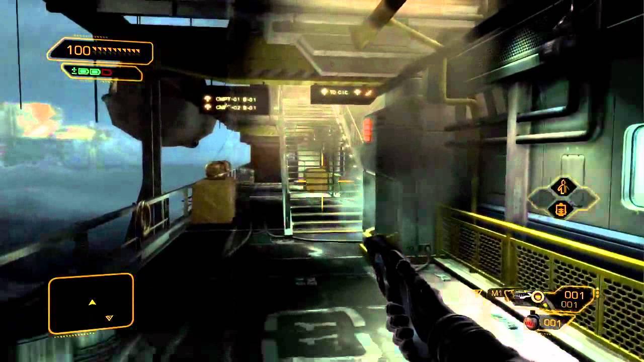 Let's Take A Walk Through Deus Ex's Missing Link