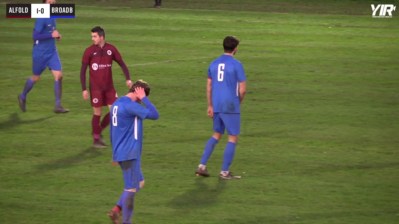 Thumbnail for Highlights: Alfold vs Broadbridge Heath