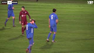 Highlights: Alfold vs Broadbridge Heath