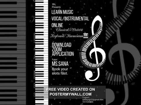 Learn Music Online 🎹