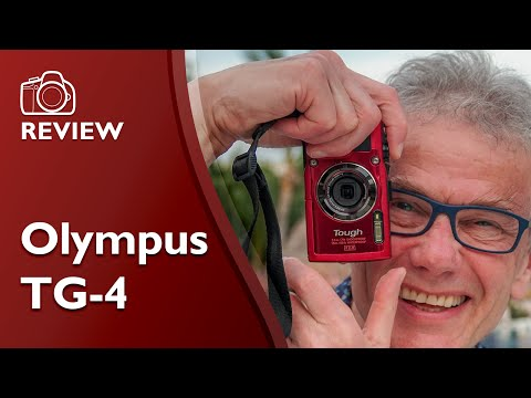 Olympus TG-4 review - five best (vacation) features