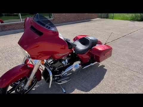 2019 Harley-Davidson Street Glide® in Ames, Iowa - Video 1