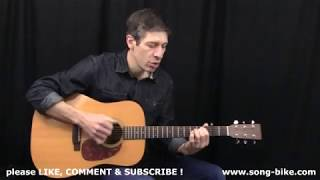 """""""It Ain't Over Yet"""" by Rodney Crowell : 365+ Songs For Guitar !!"""