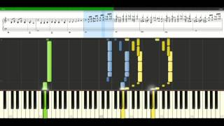 Aaron Carter - Looking at life through my own eyes [Piano Tutorial] Synthesia