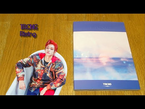 (Unboxing) TRCNG 2nd Single Album RISING