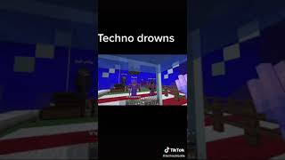 This is sad   techno drowns
