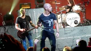 Daughtry - Outta My Head - San Diego, CA