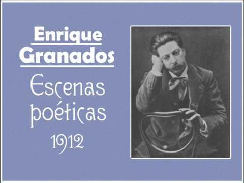"""Enrique Granados: I. «Berceuse» de """"Escenas poéticas"""" (1912)"""