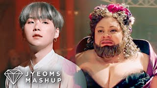 BTS & KEALA SEATTLE - ON X THIS IS ME (MASHUP)