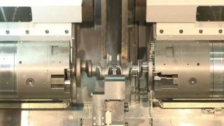 CRANKSHAFT PIN MILLING