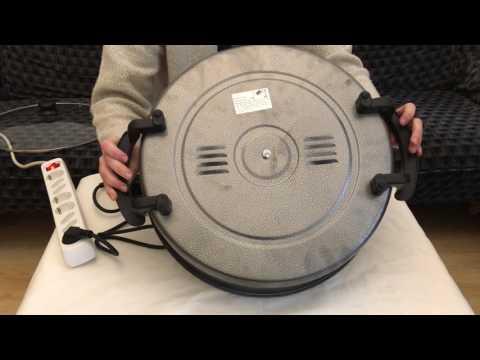 XIDEER elektrische Pfanne Topf Tischgrill