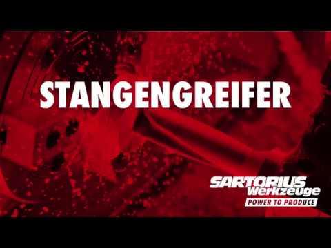 SARA Stangengreifer