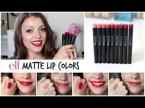 Matte Lip Color by e.l.f. #8