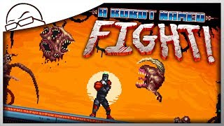 """A """"true"""" roguelike Metroidvania?! - A Robot Named Fight [Ep 1] - Gameplay / Let's Play"""