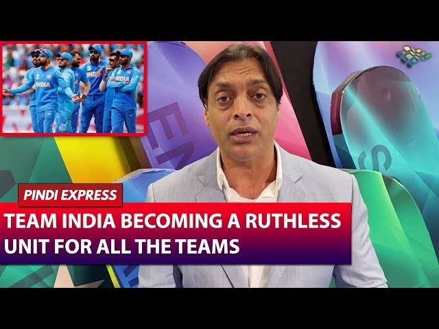 Team India is Unstoppable   New Zealand must fight it's way Out   Shoaib Akhtar