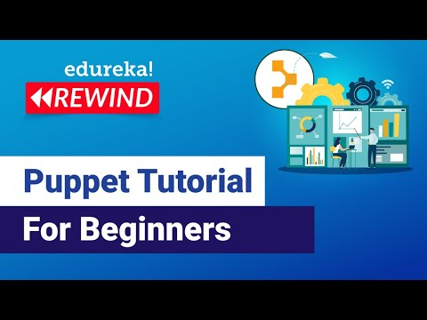 Puppet Tutorial For Beginners   What is Puppet   DevOps Training ...
