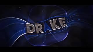 Intro Para Drake - Parabens🖤 ( Bug no final ) Simples