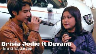 Brisia Jodie Feat Devano - Dengan Caraku   Live At ICE BSD City - GIIAS 2018