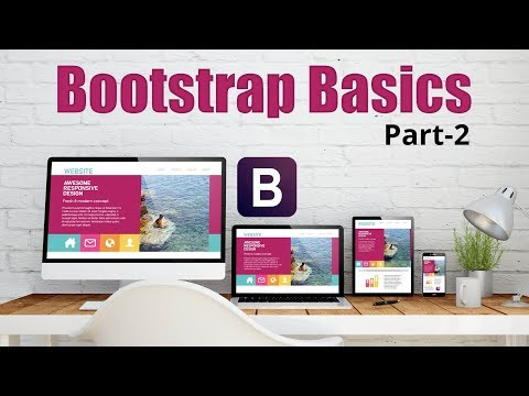 Get Started With Bootstrap   Part 2 of 2   Eduonix