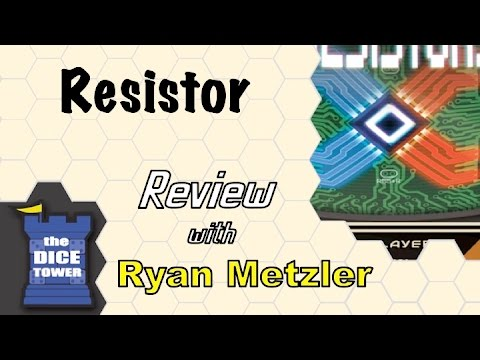 Dice Tower Reviews: Resistor