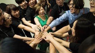 棉花糖_katncandix2 | 幸運兒 | 2012TICC演唱會:幕後花絮
