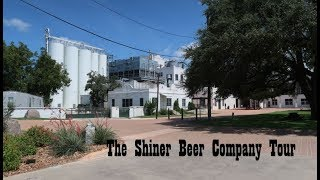 The Shiner Beer Company Tour